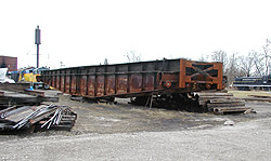 PM turntable formerly at New Buffalo, at Owosso, MI