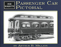 Pere Marquette Passenger Car Pictorial (cover)